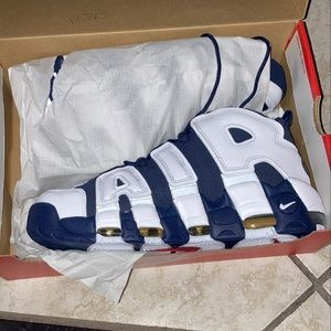 Nike Air more Uptempo (Olympic ) size 9